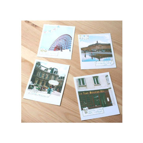 polaroid photo instax deco sticker set ver 2. Black Bedroom Furniture Sets. Home Design Ideas