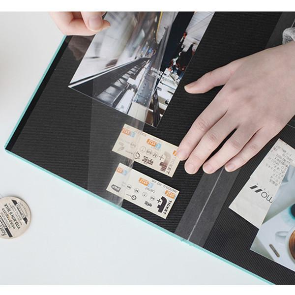 Livework Cute Illustration Self Adhesive Photo Album