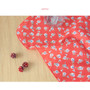 Pansy - Flower pattern cotton handkerchief hankie