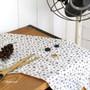 Modern leaf - Pattern daily soft handkerchief hankie