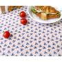 Blue apple - Pattern daily soft handkerchief hankie