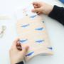 C - Livework Promenade gift paper bag medium set of 4 styles