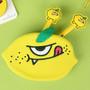Lemon - Antenna shop Monster black gel pen 0.4mm