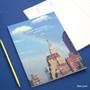 New york - one month A5 undated daily planner scheduler