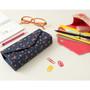 Pattern square pencil case box ver2