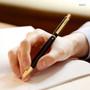 Black - Chromatic metallic black ballpoint pen
