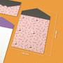Size - Second Mansion Folding pattern letter paper