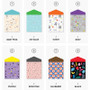 Option - Second Mansion Folding pattern letter paper