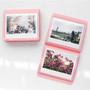 Indi pink - 2NUL Colorful Instax wide slip in pocket photo album