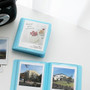 Sky blue - 2NUL Colorful Instax square slip in pocket photo album