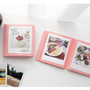 Indi pink - 2NUL Colorful Instax square slip in pocket photo album