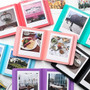 2NUL Colorful Instax square slip in pocket photo album