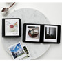 Black - 2NUL Colorful Instax square slip in pocket photo album