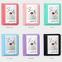 Color - 2NUL Colorful Instax mini small slip in pocket photo album