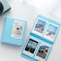 Sky blue - 2NUL Colorful Instax mini medium slip in pocket photo album