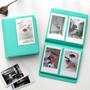Mint - 2NUL Colorful Instax mini medium slip in pocket photo album