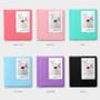 Color - 2NUL Colorful Instax mini medium slip in pocket photo album