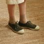 Dailylike Women easy daily socks - Dark beige
