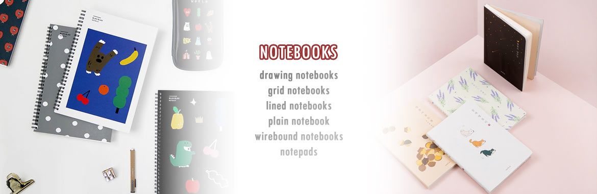 fallindesign notebooks notepads