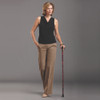 switch sticks Folding Walking Stick, Circles