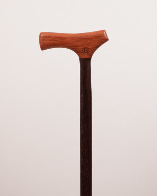 Buginga Handle with a Wenge Shaft - 37'' CS0117