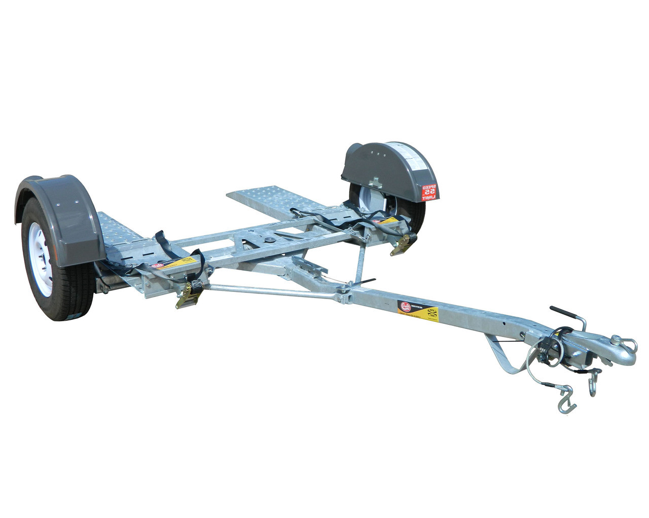 Cgtd76 Croft Torsion Axle Tow Dolly Gt400 Croft Trailer Supply