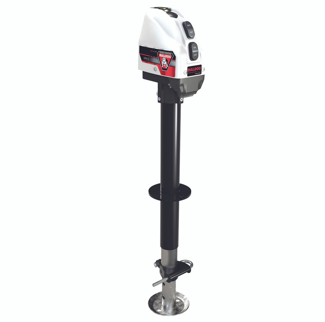 500200 --- BULLDOG A-Frame RV Power Jack - 4,000 lb Capacity - Croft ...