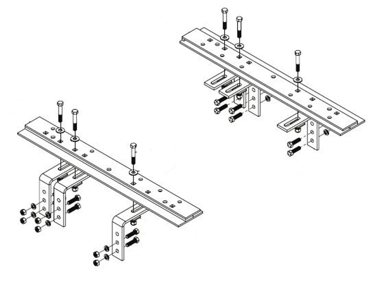 8553014 Demco Rail Kit
