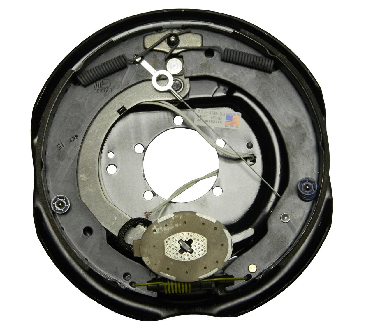 23 458 12 Quot Nev R Adjust Electric Brake Assembly 6k