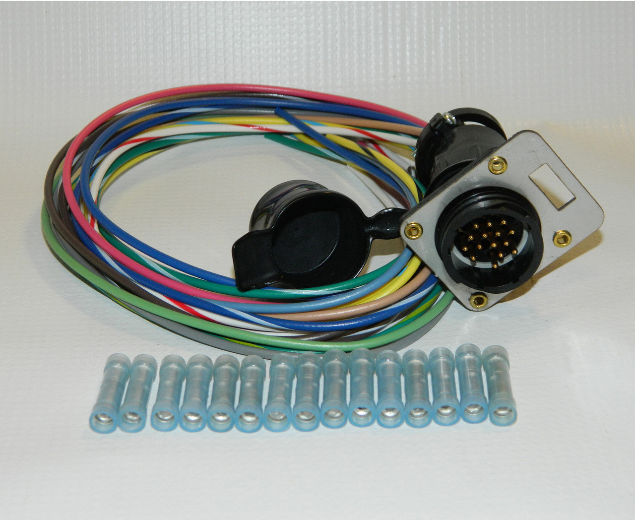 Hn38813106 Hiniker Pigtail Repair Kit For Amp Cpc Grill End Snow Plow Wiring Harness