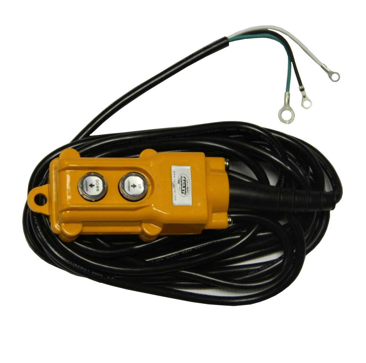 Dtrc Gd Replacement Remote Control For Dump Trailers 3 Wire Hang Wiring Harness Trailer