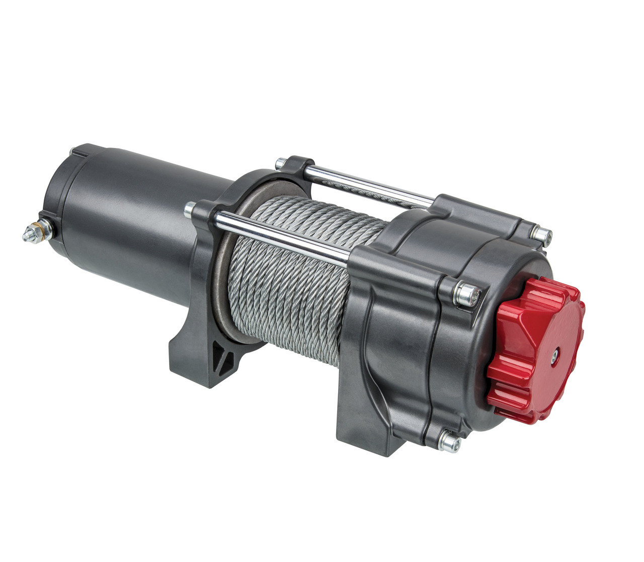 500631 --- BULLDOG XLT Electric ATV/Utility Winch, 3500 lb Capacity