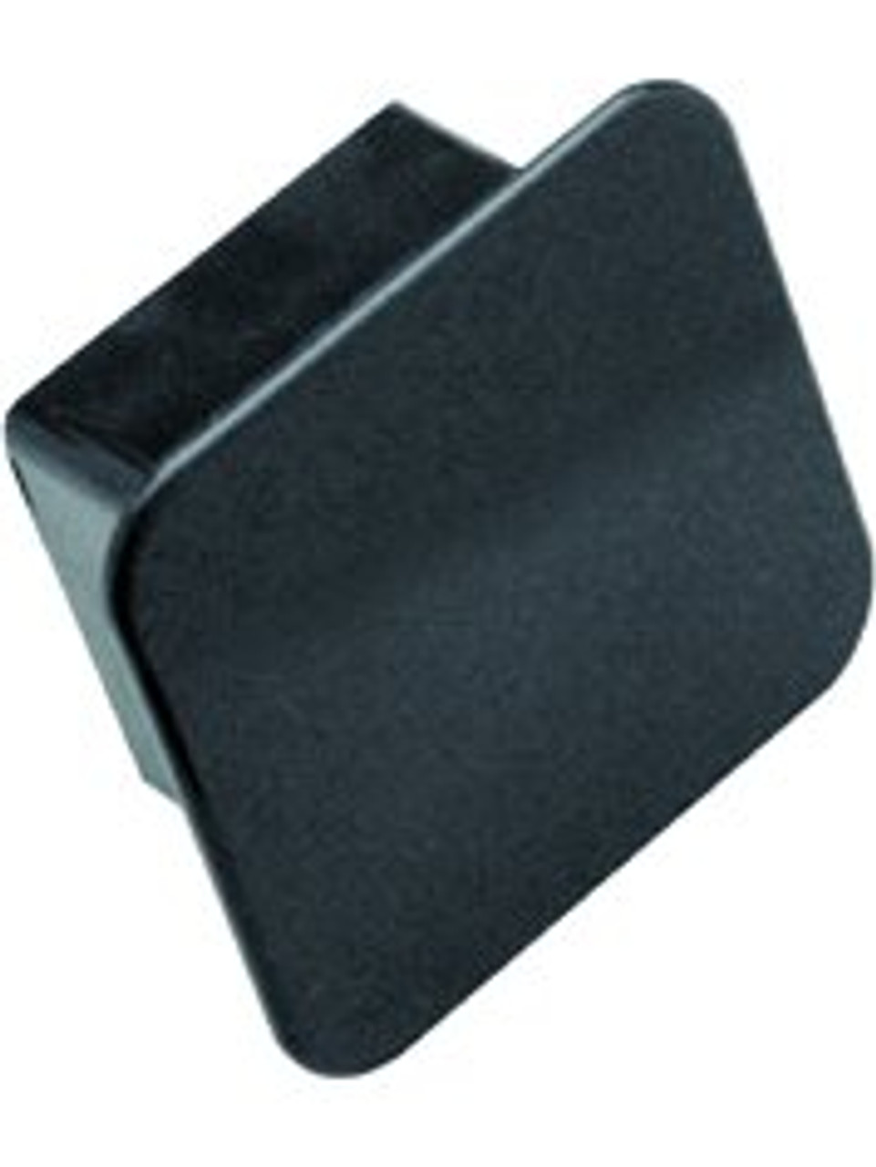 1202 --- Black Plastic Hitch Tube Cover