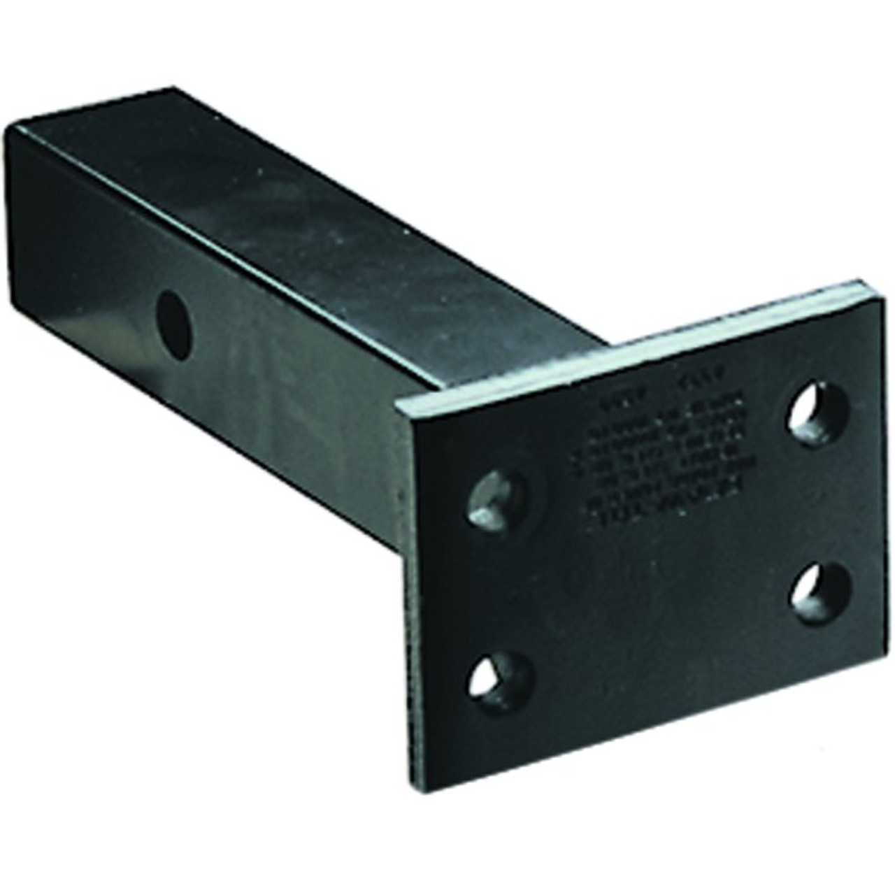 4330 --- Receiver Mounted Pintle Hook Adapter - 4 Holes