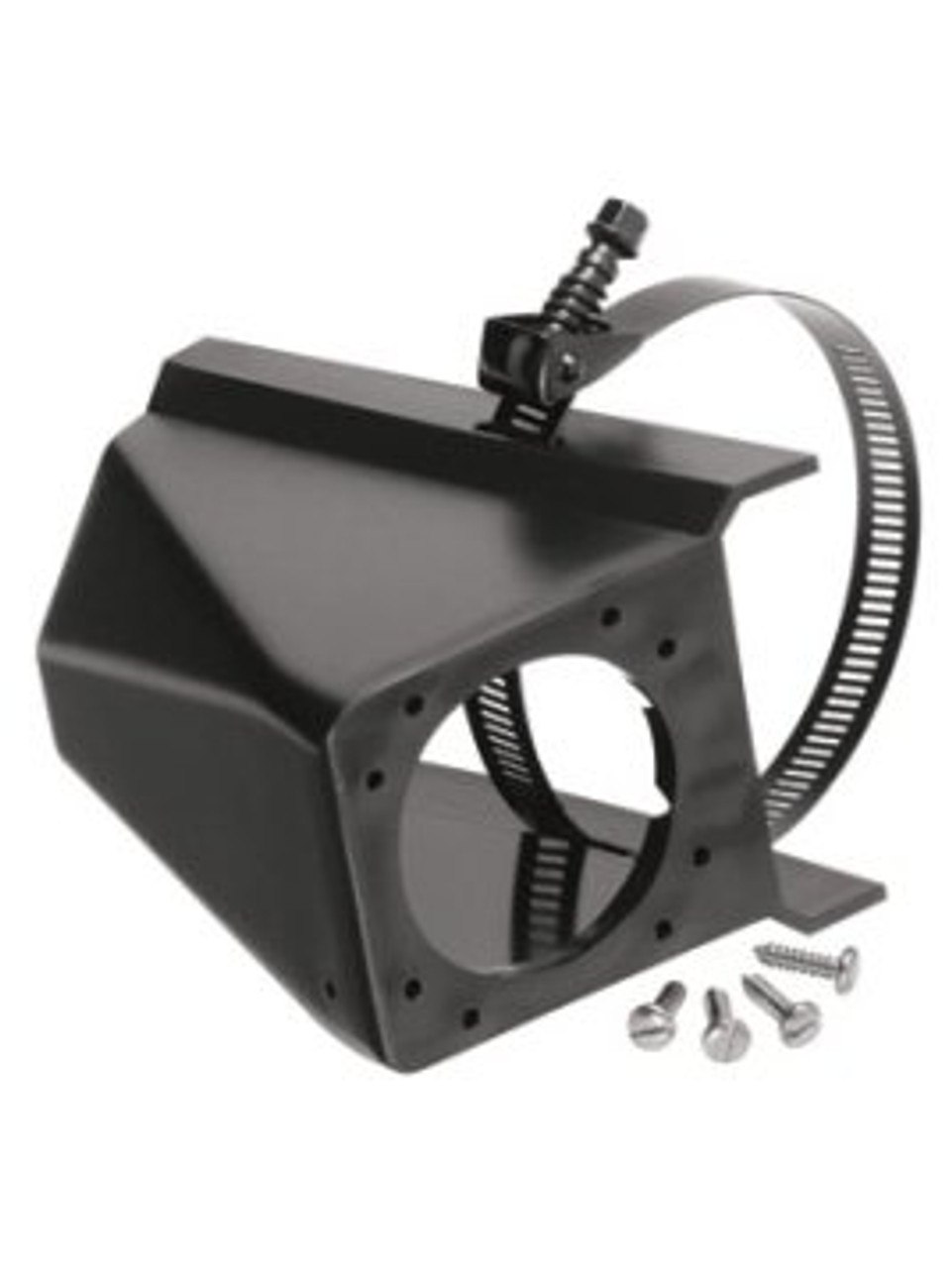 118157 --- Mounting Box for 6-Way and 7-Way Connectors