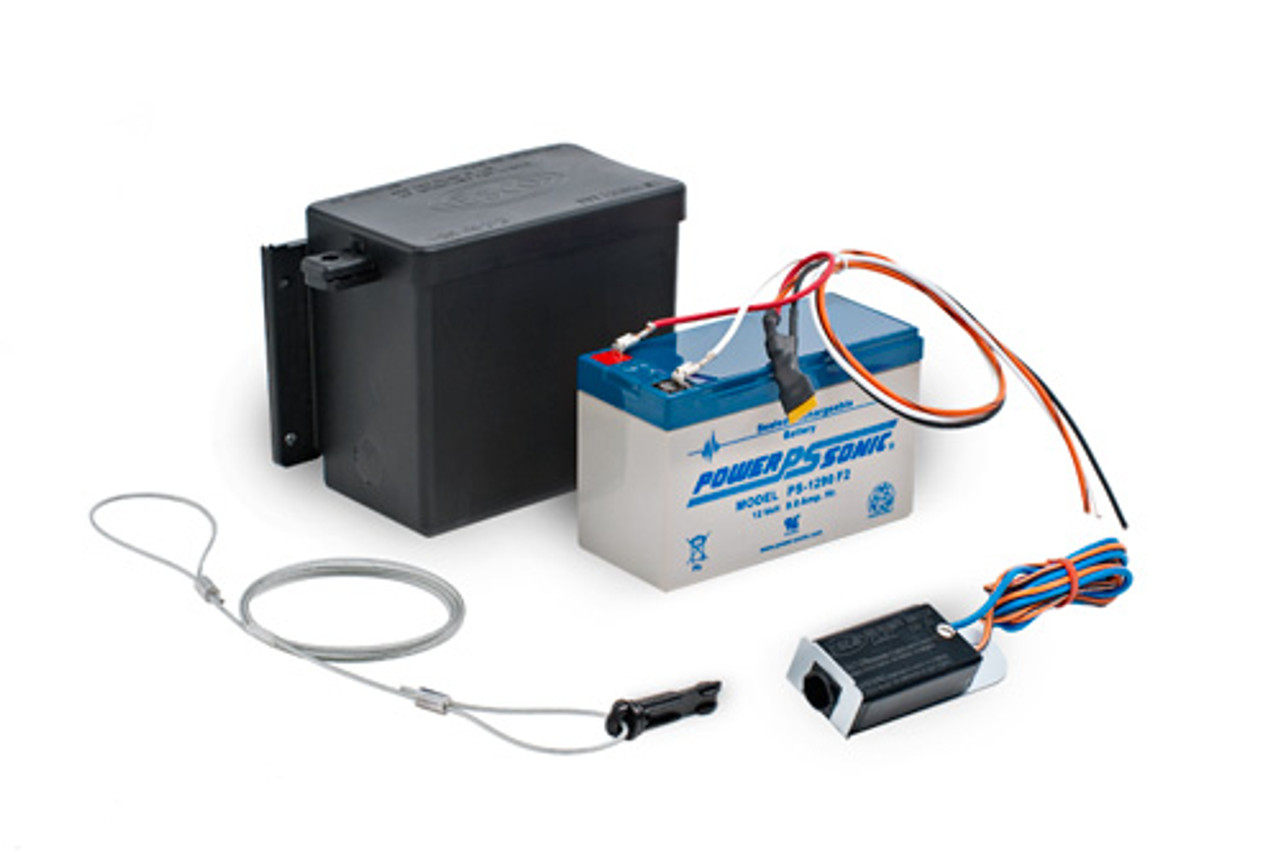 34-285 --- Dexter Battery Break-a-way Kit/Battery Box