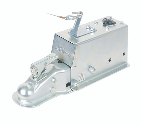 "DA66BZ --- Demco Hydraulic Brake Actuator for Drum Brakes with 2"" Coupler - 6,000 lb Capacity - Model DA66B"