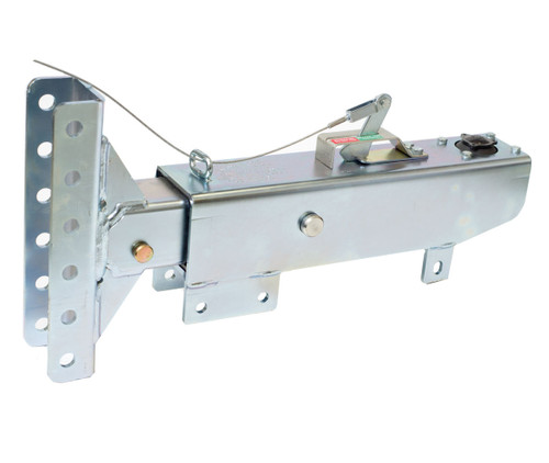 8758521 --- Demco Hydraulic Brake Actuator with Centered Channel - 8,000 lb Capacity - Model DA91