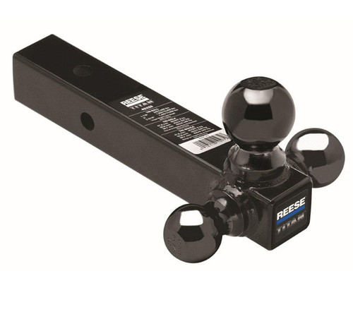 "45325 --- 2.5"" Ball Mount, Tri-Ball Combination"