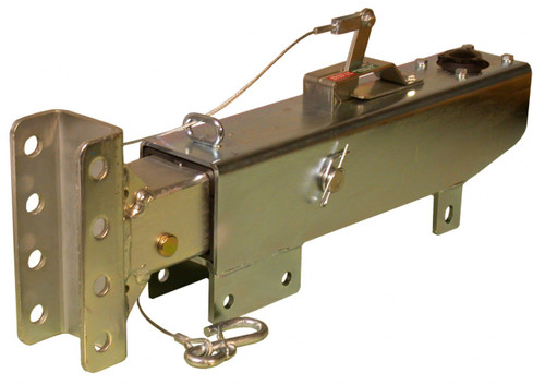 8758721 --- Demco Hydraulic Brake Actuator with Centered Channel - 8,000 lb Capacity - Model DA91 - For Disc Brakes