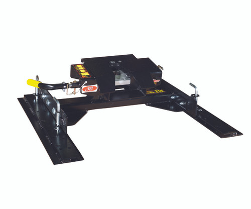 8550042 --- Demco 21K Fifth Wheel Hitch for Flat Deck - SL Series