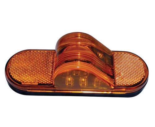 LED351A10 --- LED Combination Mid-Turn Signal & Side Marker - 10 LED