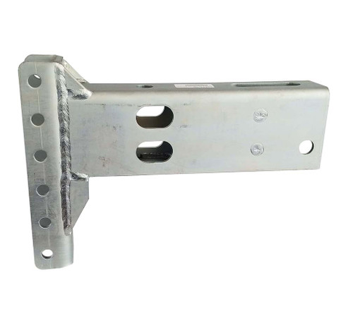 "11047-95 --- Demco DA20 12"" Channel Down - Zinc Plated"