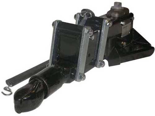 "TA7-4B --- Hydro-Act Hydraulic Brake Actuator with 2-5/16"" Bulldog Coupler - 7,000 lb Capacity"