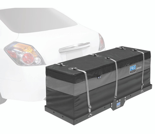 63604 --- Amigo Hitch Cargo Carrier Bag