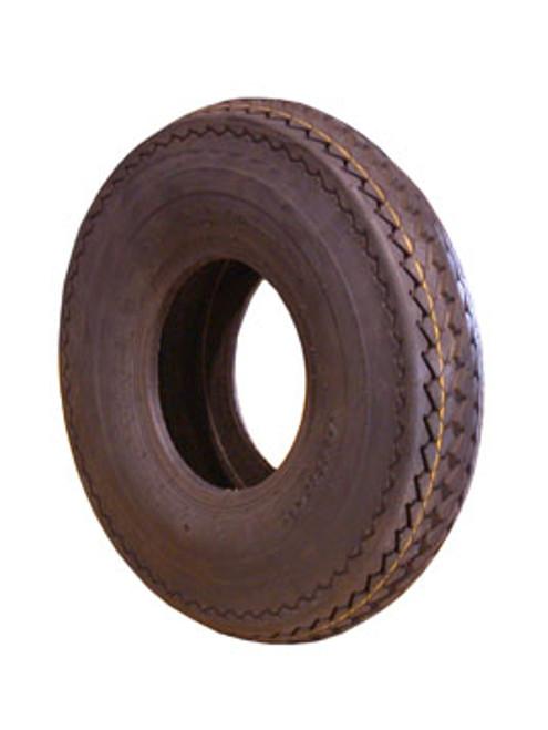 "T480X8C --- 8"" Trailer Tire, 6 Ply"