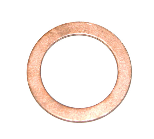 "1761 --- Hydro-Act Copper Washer for Master Cylinder - 9/16"" ID"