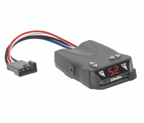 5504 --- Draw-Tite Activator IV Electronic Brake Controller - 2, 4, 6 & 8 Brake Systems
