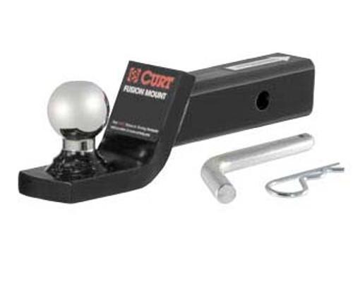"""45131 --- Fusion Ball Mount - 1-7/8"""" Ball - 5,000 lb Capacity"""