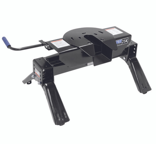 30862 --- Pro Series 25K Fifth Wheel Hitch Only